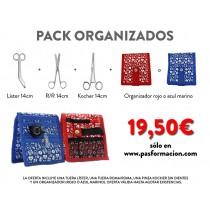 Pack Organizados