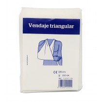Vendaje triangular