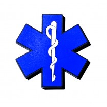 Imán Star of Life